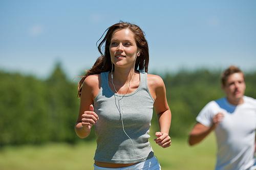 Disfrutar corriendo... Esa es la clave!