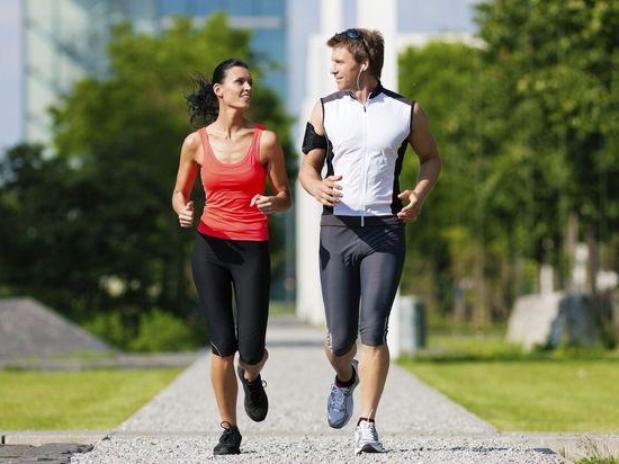 Correr acompañado: buena charla asegurada