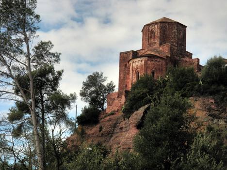 Ermita de Santa Maria de Cervelló