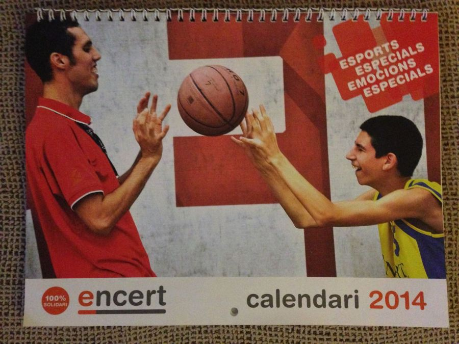 Calendario solidario ENCERT
