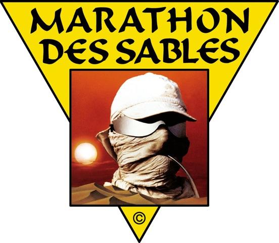 Logo oficial de Marathon des Sables