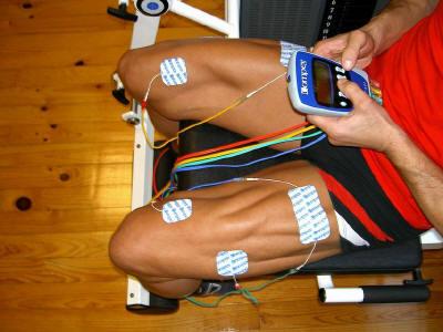 Los electrodos son muy fáciles de colocar.