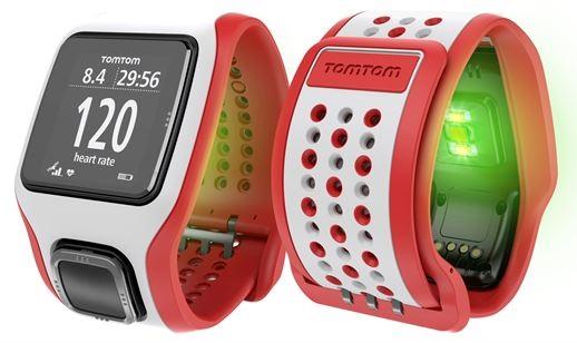 El nuevo TOMTOM Runner Cardio. GPS y pulsómetro sin cinta en el pecho.
