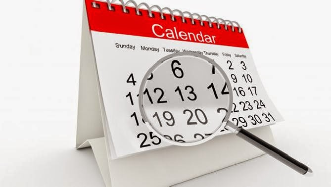 Crear un calendario de carreras es muy importante